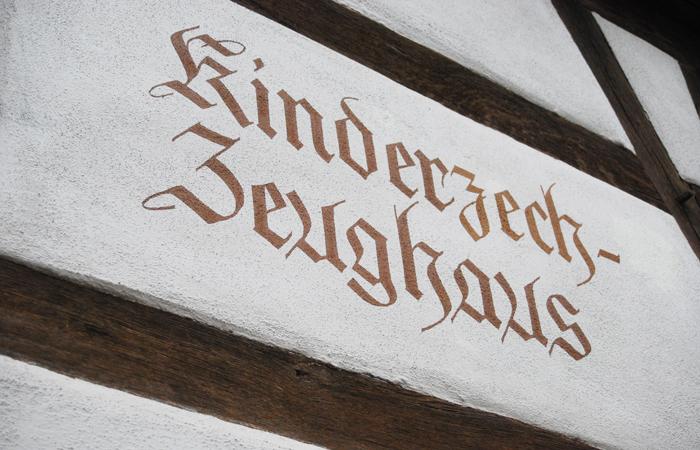 Kinderzech Zeughaus Weib S Brauhaus
